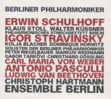 Berliner Philharmoniker - Ensembles & Solisten, 3 CDs