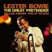 Lester Bowie & William Parker: The Great Pretender, 2 CDs