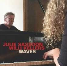Willi Kellers & Julie Sassoon: Waves, 2 CDs