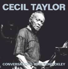 Cecil Taylor & Tony Oxley: Cecil Taylor Conversations With Tony Oxley, CD