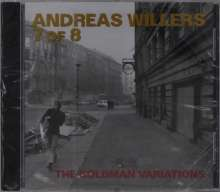 Andreas Willers (geb. 1957): The Goldman Variations, CD