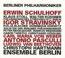 Ludwig van Beethoven (1770-1827): Berliner Philharmoniker, 3 CDs