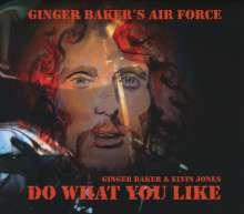 Ginger Baker & Elvin Jones: Do What You Like, CD