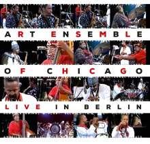 Art Ensemble Of Chicago: Live In Berlin, 2 CDs