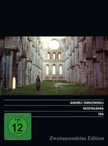 Nostalghia, DVD