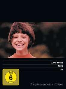 Zazie, DVD