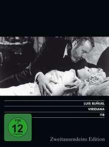 Viridiana, DVD