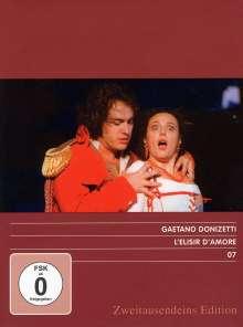 Gaetano Donizetti (1797-1848): L'elisir d'amore, DVD