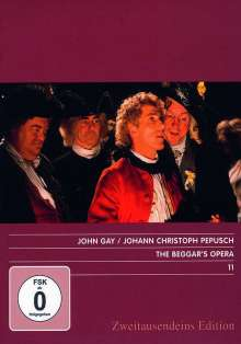 John Gay (1685-1732): The Beggar's Opera, DVD