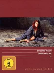 Giacomo Puccini (1858-1924): Manon Lescaut, DVD