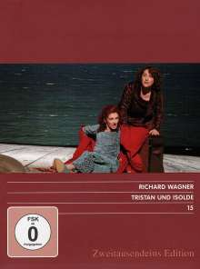 Richard Wagner (1813-1883): Tristan und Isolde, DVD