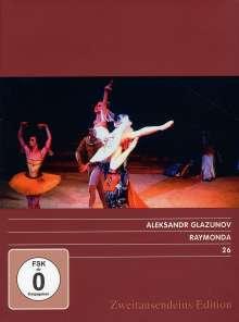 Bolshoi Ballett:Raymonda (Glasunow), DVD