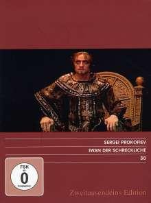 Bolshoi Ballett:Iwan der Schreckliche (Prokofieff), DVD