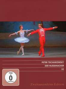 Bolshoi Ballett:Der Nußknacker (Tschaikowsky), DVD