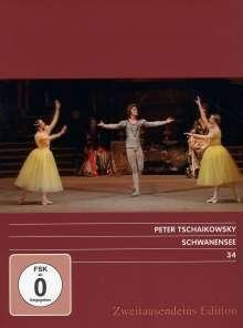 Bolshoi Ballett: Schwanensee, DVD