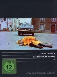 Das Biest muss sterben, DVD