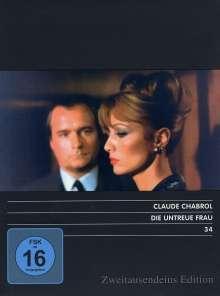 Die untreue Frau, DVD