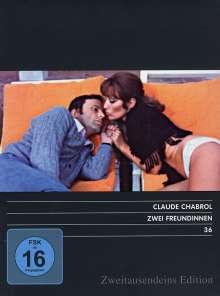 Zwei Freundinnen, DVD