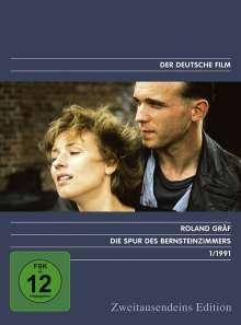 Die Spur des Bernsteinzimmers, DVD