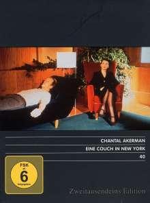 Eine Couch in New York, DVD