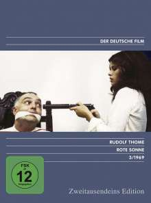 Rote Sonne, DVD