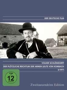 Der plötzliche Reichtum der armen Leute von Kombach, DVD