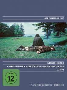 Kaspar Hauser, DVD