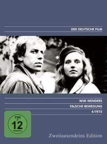 Falsche Bewegung, DVD