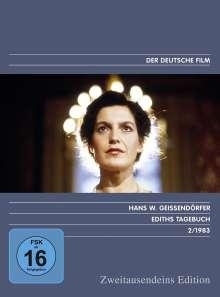 Ediths Tagebuch, DVD