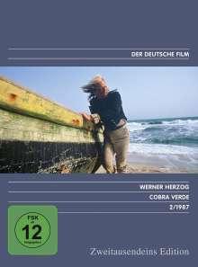 Cobra Verde, DVD