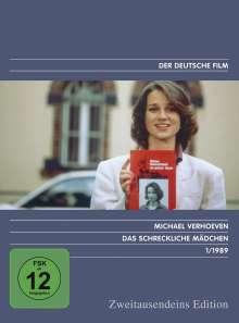 Das schreckliche Mädchen, DVD