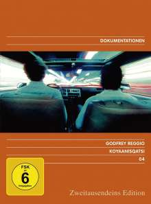 Koyaanisqatsi (OmU), DVD