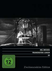 Frankenstein Junior, DVD