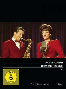 New York, New York, DVD