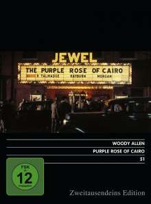The Purple Rose of Cairo, DVD