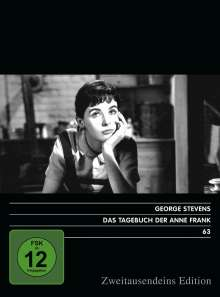Das Tagebuch der Anne Frank (1959), DVD