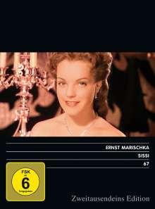 Sissi, DVD