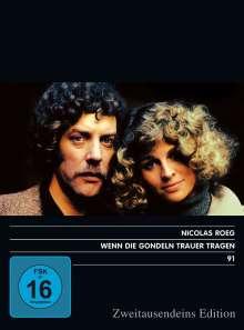 Wenn die Gondeln Trauer tragen, DVD