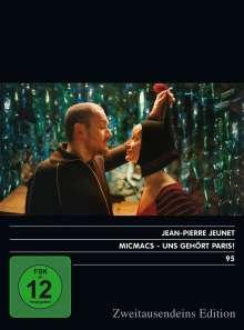 Micmacs - Uns gehört Paris!, DVD
