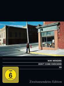 Don't Come Knocking, DVD
