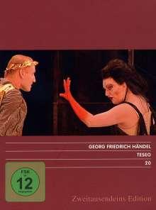Georg Friedrich Händel (1685-1759): Teseo, DVD