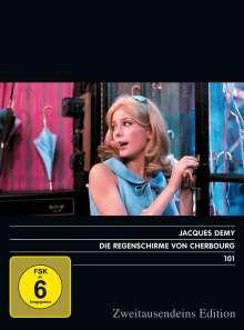Die Regenschirme von Cherbourg, DVD