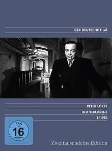 Der Verlorene (1951), DVD
