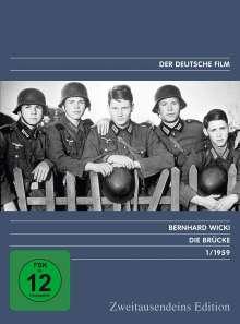 Die Brücke (1959), DVD