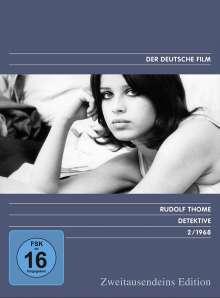 Detektive, 2 DVDs