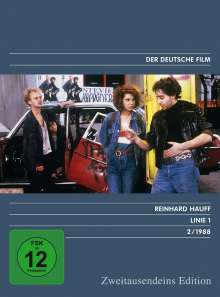 Linie 1: Der Film zum Musical, DVD