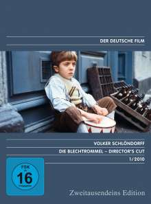 Die Blechtrommel (Director's Cut), DVD