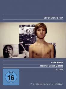 Moritz, lieber Moritz, DVD