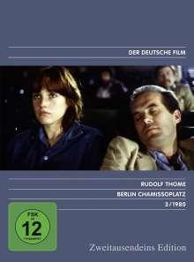 Berlin Chamissoplatz, DVD
