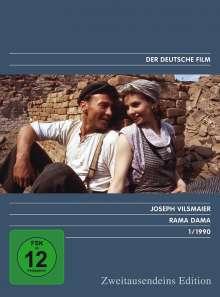 Rama Dama, DVD